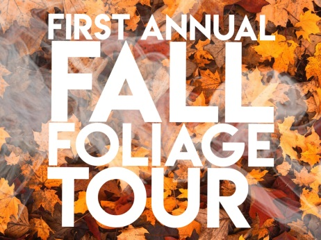 fall foliage tour